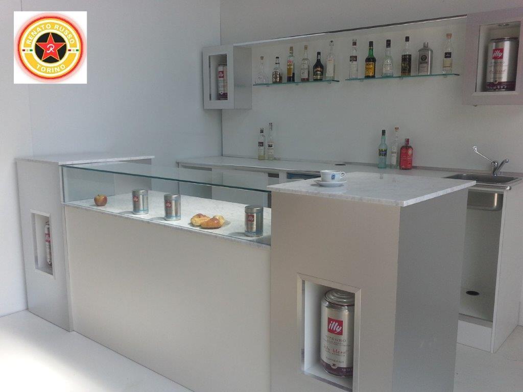 Banconi Bar Milano, COMPRA in FABBRICA, Prezzi Banchi Bar ...